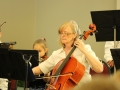 Gerri on cello 3